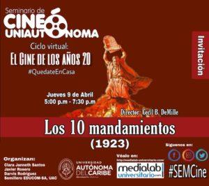 Ciclo de Cine de los años 20