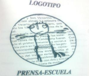 Logotipo Prensa Escuela 1992-1998