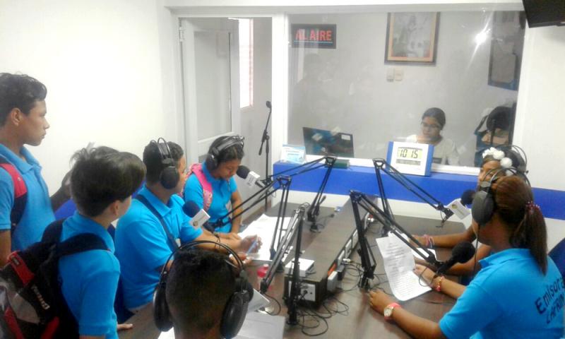 Radio escolar