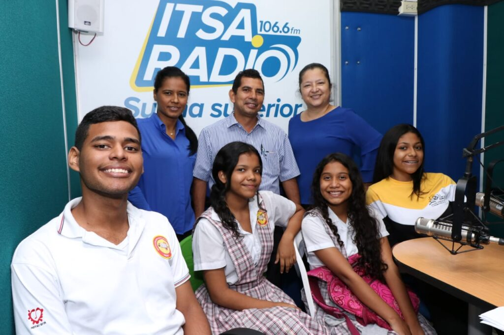 Radio Escolar. ITSA Radio. 20190904